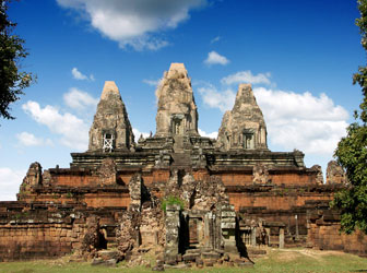 Siem Reap tour package - pre rup temple