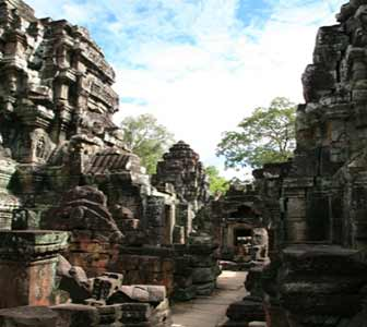 Siem reap tour package - ta som temple