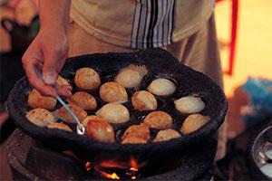 Cambodia Pancake