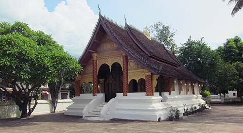 One of the city´ s many temples
