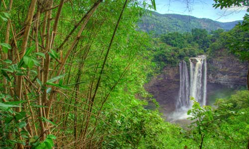 Waterfalls On The Bolaven Plateau