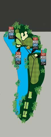 angkor golf hole 11