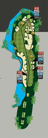 angkor golf hole 13