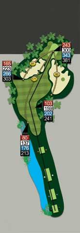 angkor golf hole 2