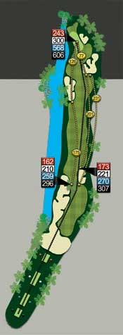 angkor golf hole 3