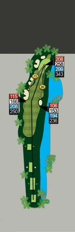 angkor golf hole 5