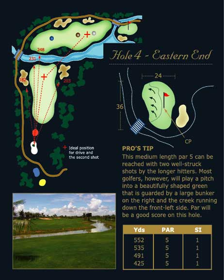 phokeethra golf hole 4