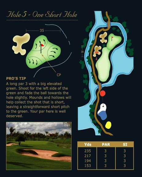 phokeethra golf hole 5