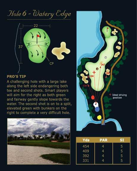 phokeethra golf hole 6