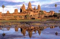 Angkor wat tours - angkor wat sunrise