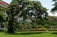 Raffles Hotel Siem Reap grounds