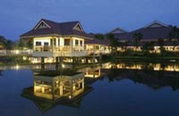 Sofitel Hotel Siem Reap grounds