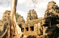 siem reap and angkor itineraries