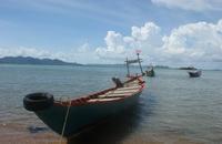 boating in kep