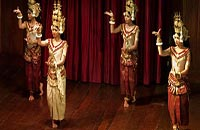 siem reap attractions - apsara dance