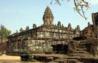 roluos gruppe tempel - bakong
