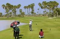 Golf in Siem Reap