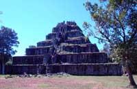 remote tempel - koh ker