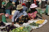 siem reap attractions - local markets