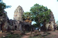 battambang attractions - the beach