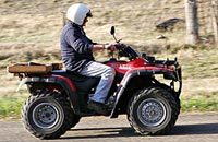 siem reap attractions - quad bikes