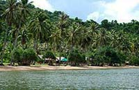 Kep attractions - Rabbit Island