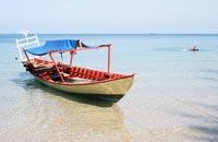 sailing in sihanoukville