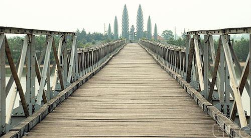 Vietnam War Bridge